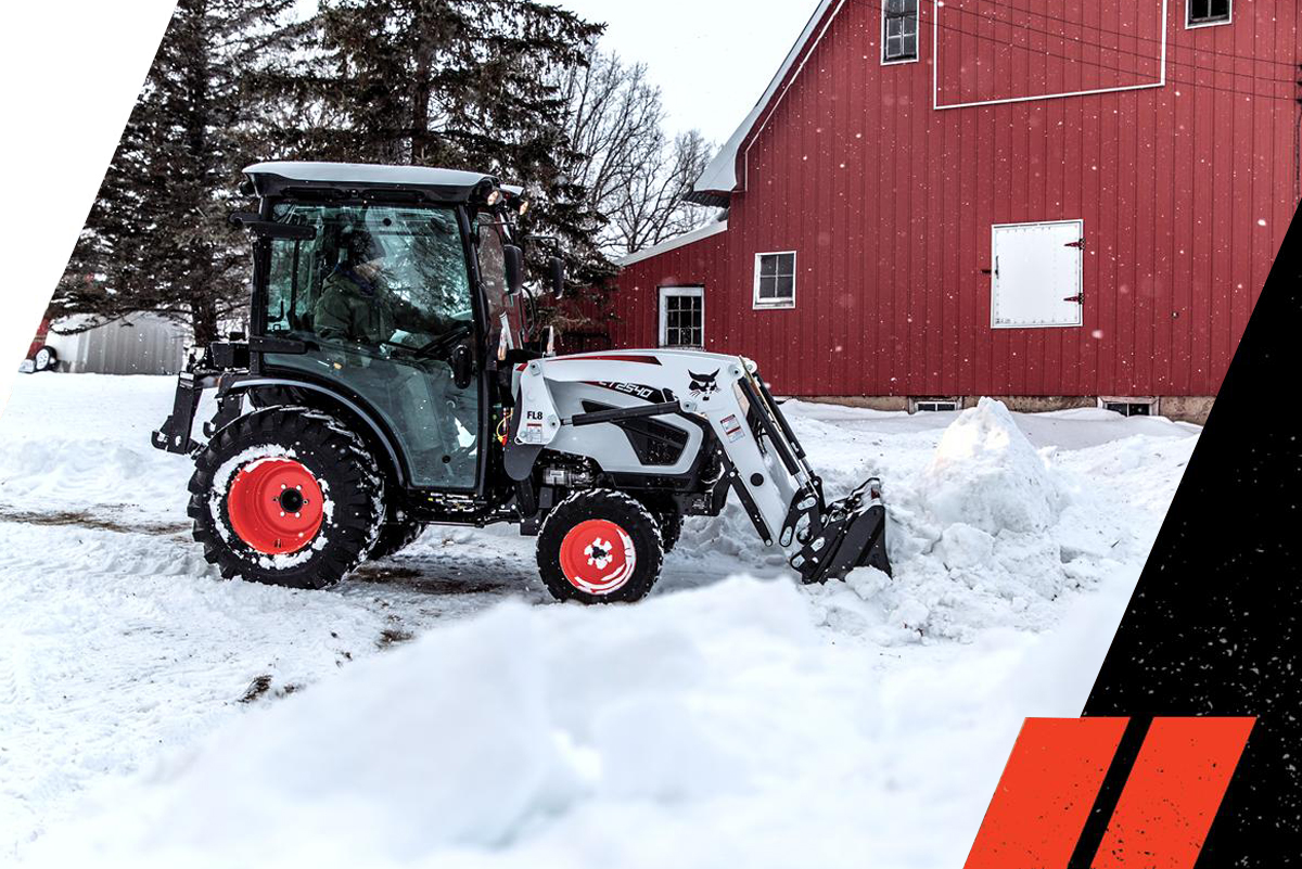 Compact Tractor Loader Arms