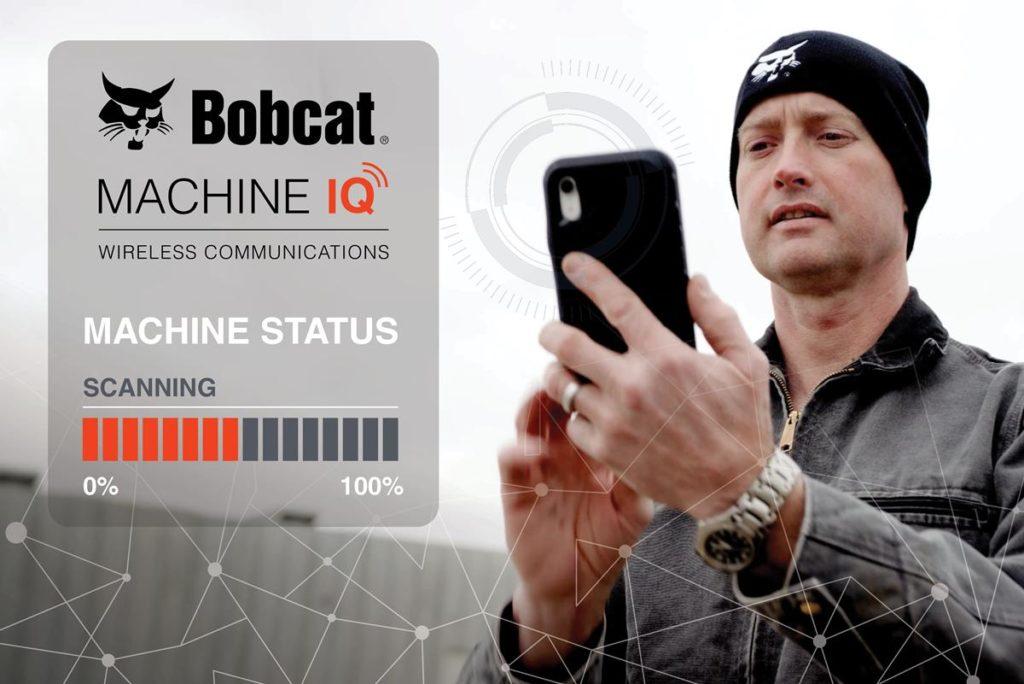 Bobcat Machine IQ System