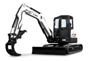 Bobcat E45 Excavators