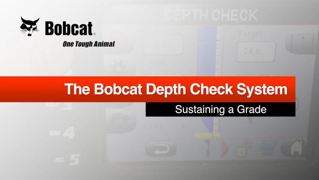 Depth Check: Sustaining A Grade
