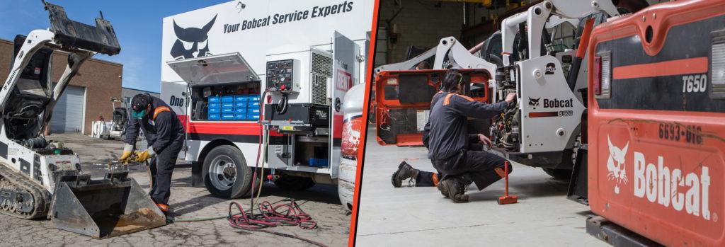 Bobcat of Windsor Parts & Service Promotion